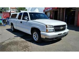 2006 SILVERADO EXT CAB  2WD 6 PASS ONLY $4900 CERT AND ETESTED