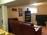 Lovely 2 bedroom basement apartment for rent –Rockland