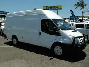 2013 Ford Transit VM MY13 350 High Roof White 6 Speed Manual Van Archerfield Brisbane South West Preview