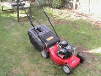 Sovereign - petrol driven Lawn Mower