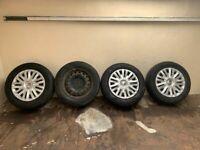 Volkswagen Steel Wheels and Trims 195/65/15