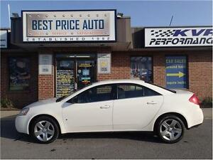 2008 Pontiac G6 * GREAT FAMILY AND COMFORTABLE TO DRIVE**