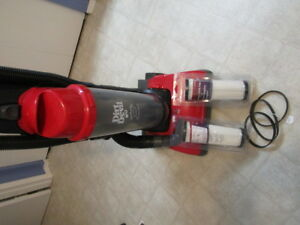 DIRT DEVIL VACUUM CLEANER AND FILTERS/BELTS all$15