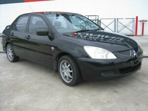 2006 Mitsubishi Lancer CH MY06 ES Black 4 Speed Automatic Sedan West Ballina Ballina Area Preview