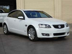 2012 Holden Commodore VE II MY12.5 Z-Series White 6 Speed Automatic Sedan Strathpine Pine Rivers Area Preview