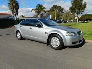2007 Holden Commodore VE Omega Silver 4 Speed Automatic Sedan Somerton Park Holdfast Bay Preview