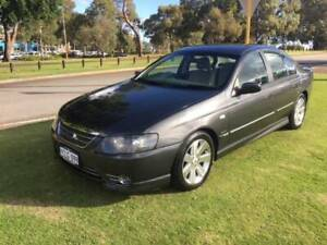 2007 FORD FALCON 4.0LTR GHIA AUTO SEDAN ( ONLY 166,700 KLMS ) Bayswater Bayswater Area Preview
