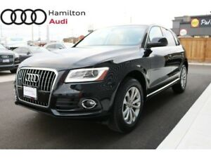 2014 Audi Q5 2.0 Technik - Rear DVD - B&O