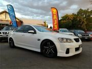 2011 Holden Commodore VE II SV6 White 6 Speed Automatic Sedan Mount Hawthorn Vincent Area Preview