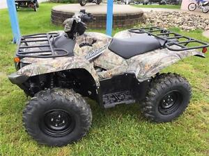 2017 GRIZZLY 700