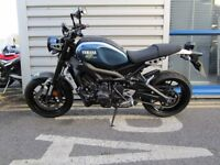 Yamaha XSR900 - only 487 miles