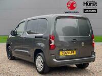 2019 Vauxhall COMBO CARGO 2000 1.5 Turbo D 100Ps H1 Sportive Van Van Diesel Manu