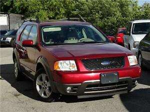 2006 Ford Freestyle SEL 6 seats WITH SAFETY E-TEST