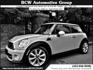 2013 MINI Cooper Navigation 1-Owner Must See Ice Blue $17,995.00