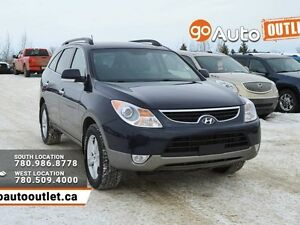 2012 Hyundai Veracruz Limited 4dr All-wheel Drive
