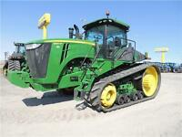 2012 John Deere 9560RT with Tracks & warranty! REDUCED $15,000