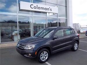 NEW 2016 Volkswagen Tiguan Trendline - 0% for 84 Months