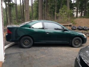 2001 Honda Civic LX Coupe (2 door) - MOVING MUST SELL