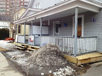 SIDE BY SIDE DUPLEX DOWNTOWN CORNWALL