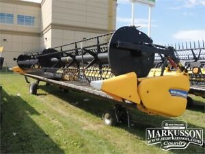 New Holland 840CD-40 Rigid Draper Combine Header, CR/CX/AFX, 40'