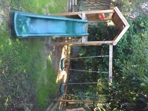 URGENT SALE!!!!! Plum Lookout Tower Climbing Frame + swing Mount Colah Hornsby Area Preview