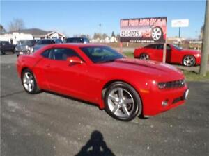 2010 Chevrolet Camaro CERTIFIED!! AUTOMATIC!! LOCAL TRADE!! GORG