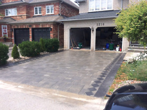 Wash and Seal - Concrete, Asphalt, Interlock and more