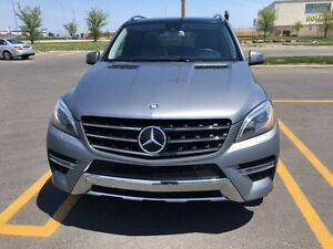 2013 Mercedes-Benz M-Class ML350 BlueTEC VUS