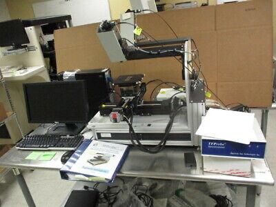 Angstrom SE200BM Spectroscopic Ellipsometer w/ ASTBench TFProbe Spectrometer