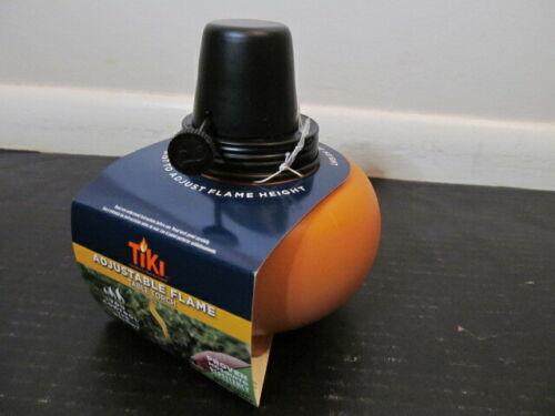 Tiki Adjustable Flame Terra Cotta Table Torch 4000760  *