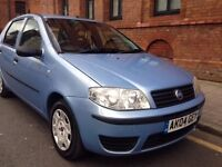 Fiat Punto (04) 5 door. ONO - FAST SALE REQUIRED