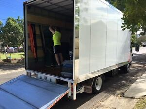 Brissie's Best Removalists! Mid-sized truck & 2 guys, good price Coorparoo Brisbane South East Preview