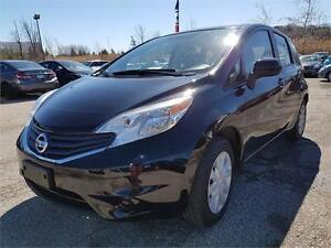 2014 Nissan Versa Note SV weekend special