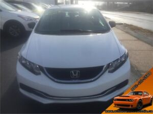 2013 Honda Civic Sdn DX 5sp -- Priced For Fast Sale !!