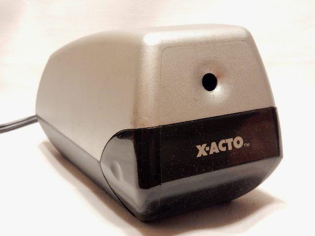 XACTO Electric Pencil Sharpener Model 19xx