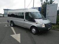 Ford TRANSIT 135 T430 EL RWD MR 17 SEATS