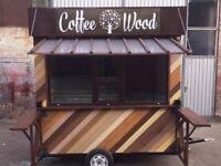 """Coffee house """"Coffee Wood"""""""