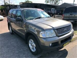 2003 Ford Explorer UZ XLT Bronze Automatic Wagon