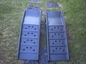 Rampes pour vehicules - Vehicle ramps