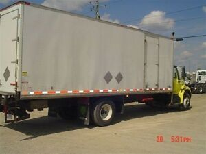 2008 International 4300 4x2, Used Dry Van Regina Regina Area image 4
