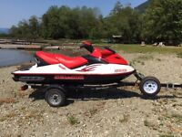 2007 Sea Doo Wake 155, Only 54 hours, Excelent Condition