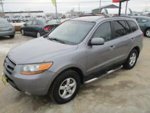 2008 HYUNDAI SANTA FE AWD,HEATED SEATS, SAFETY&WARRANTY $7,9