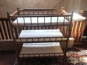Changing Table - Wood