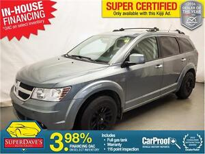 2010 Dodge Journey  7 Seater - RT AWD *Warranty*