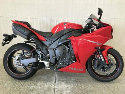 2013 Yamaha YZF-R1 1000CC Sports 998cc Enoggera Brisbane North West Preview