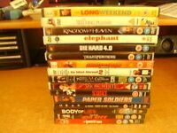 66 DVD'S EXCELLENT CHOICE - ALL GENUINE UK