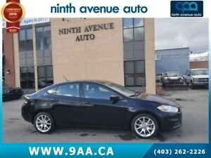 2013 Dodge Dart SXT/Rallye 4dr Sedan
