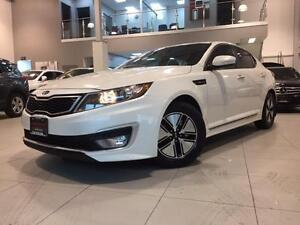 2011 Kia Optima Hybrid PREMIUM-LEATHER-REAR CAMERA