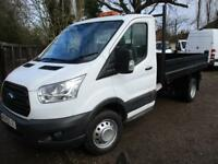 2014 Ford Transit SINGLE CAB TIPPER NO VAT 50000 MILES GUARANTEED