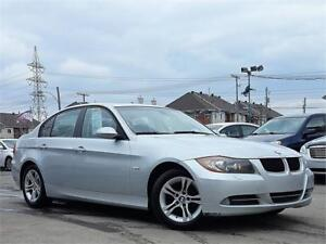 BMW SÉRIE 3 328xi 2008 AUTO/AWD/AC/EXCELLENTE CONDITION! À VOIR!